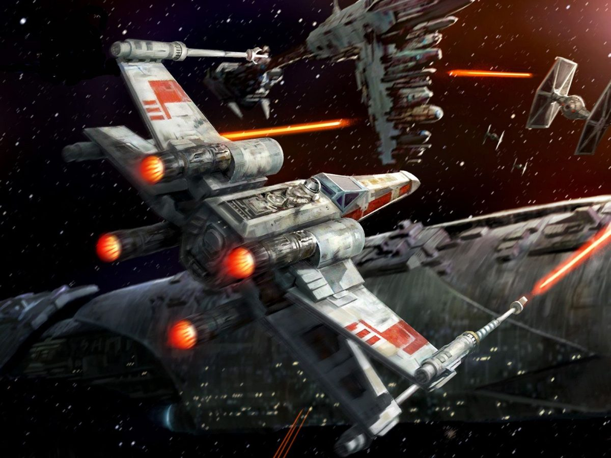 X-Wing Alliance Graphics Upgrade