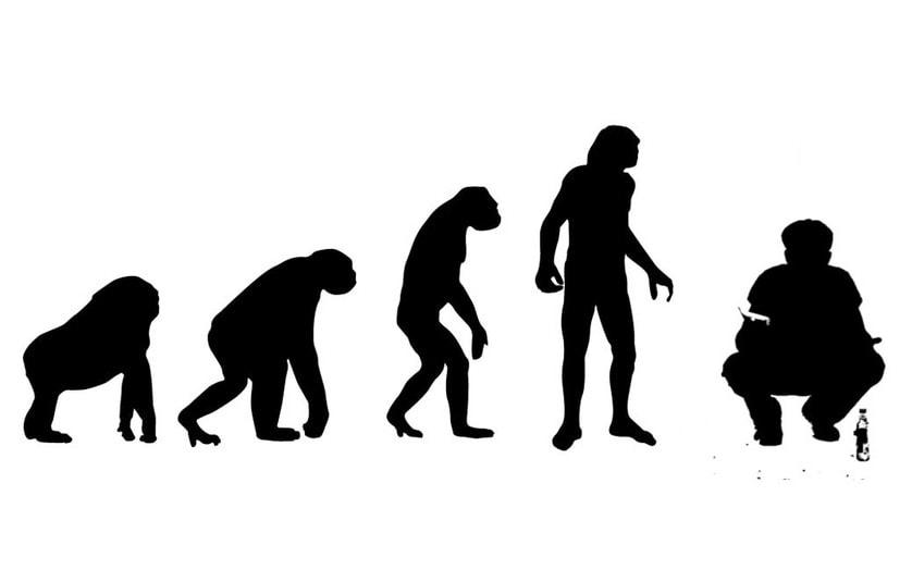 Картинки по запросу медведев - неандерталец